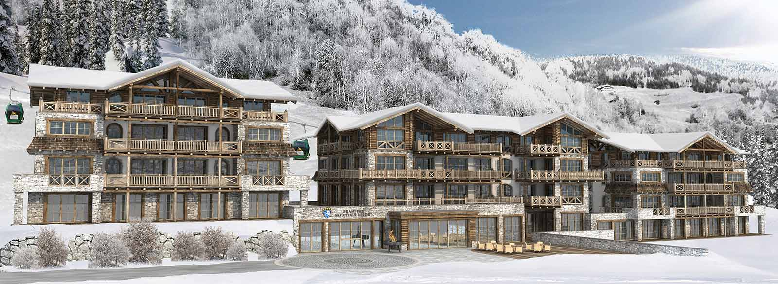 BRAMBERG MOUNTAIN RESORT
