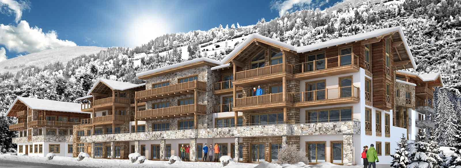 Snowpeak Mountain Suites